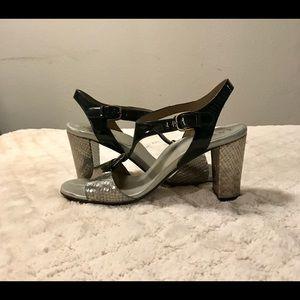 Anyi Lu high heel sandals